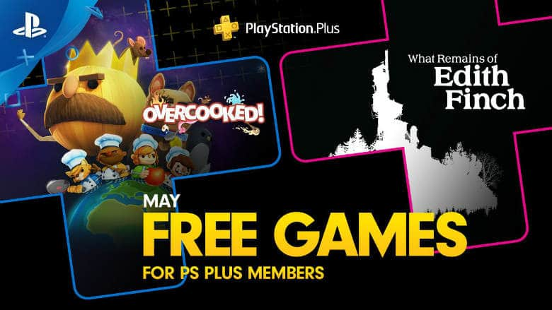May PlayStation Plus Games