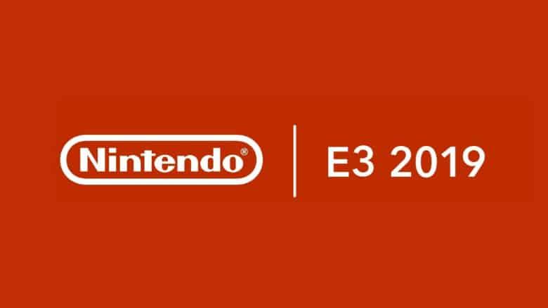 Nintendo E3 2019 Schedule