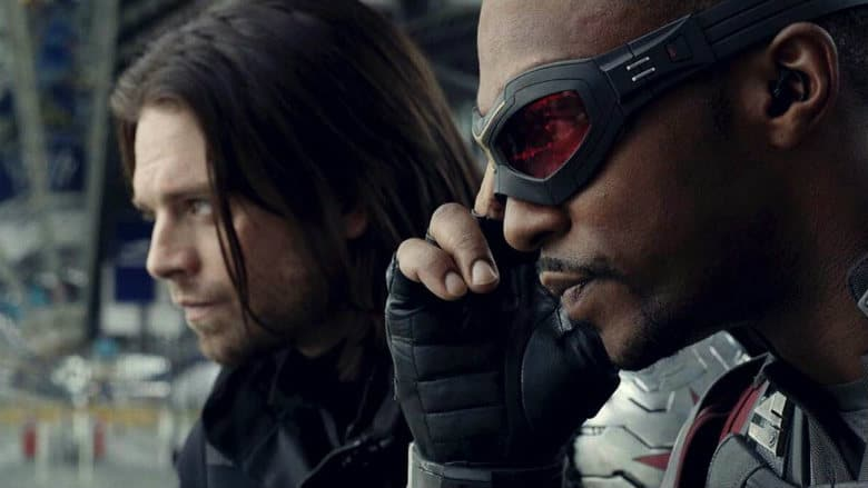 Falcon and The Winter Soldier Show