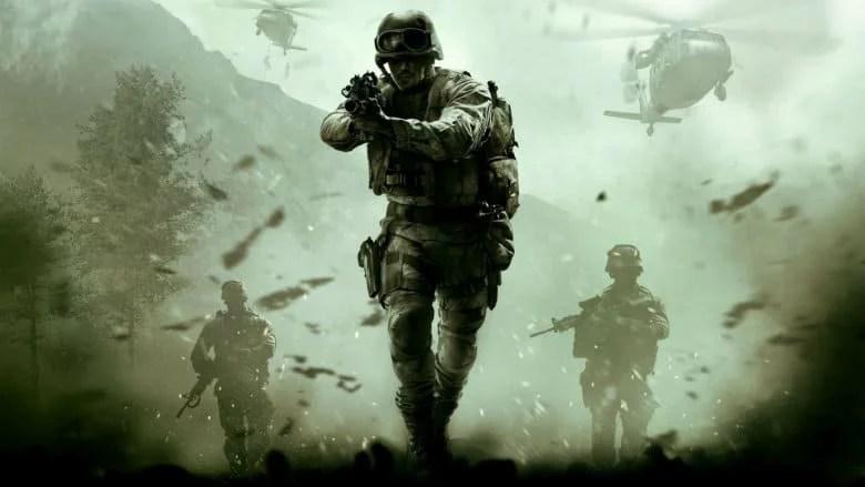 Call of Duty: Modern Warfare reveal