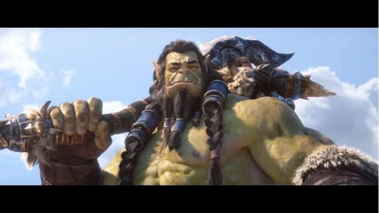 Warcraft Safe Haven Trailer