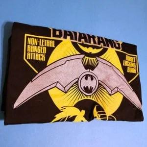 Batman Batarang Wayne Industries T-Shirt