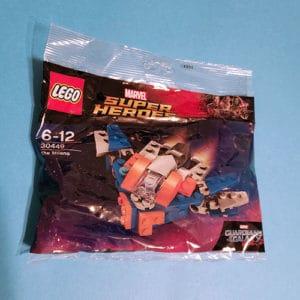 Lego Marvel Super Heroes The Milano (#30449)