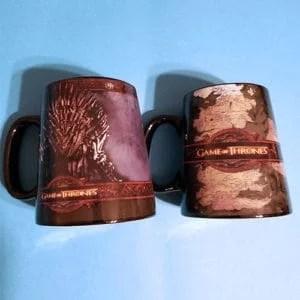 Game of Thrones Mugs from Nemesisnow.com
