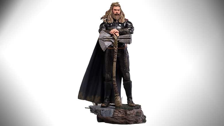 Thor 1:4 Scale Legacy Statue - Avengers: Endgame (Limited ... | 780 x 439 jpeg 11kB