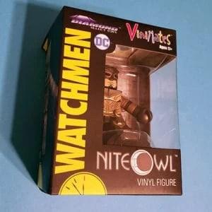 Minimates Watchmen Nightowl Vinyl Figure