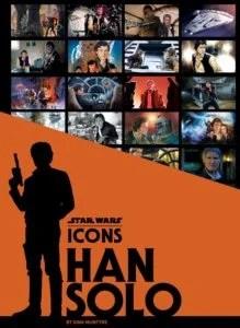 Star Wars Icon: Han Solo Book