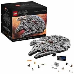 LEGO Star Wars Ultimate Millennium Falcon Building Kit (#75192)