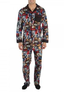 Star Wars Print Pajamas