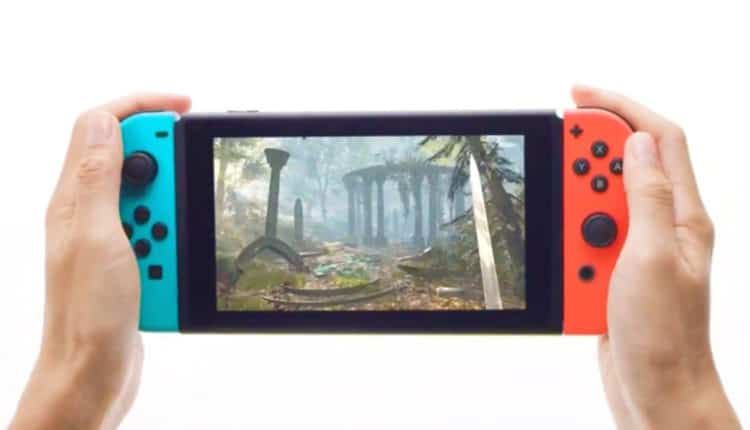Elder Scrolls Blades is heading to the Nintendo Switch