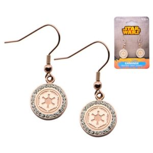Galactic Empire Hook Dangle Earrings