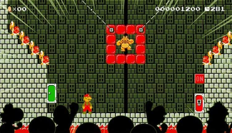 Mario the Gladiator
