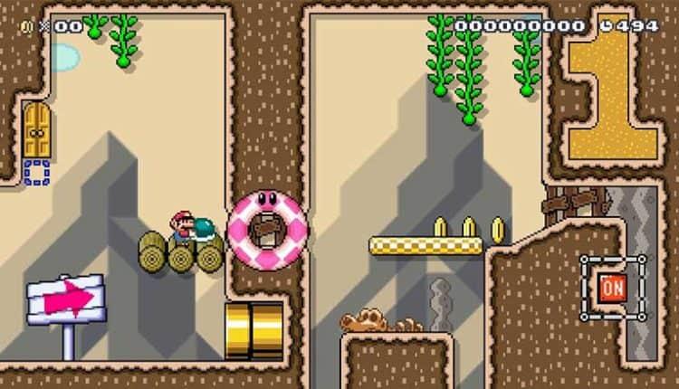 Super Mario Minigolf