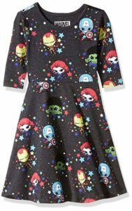 Marvel Characters Dress