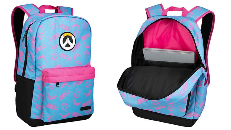 d.va splash backpack