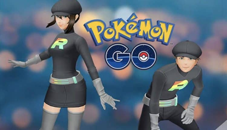 pokemon go 2019 team rocket