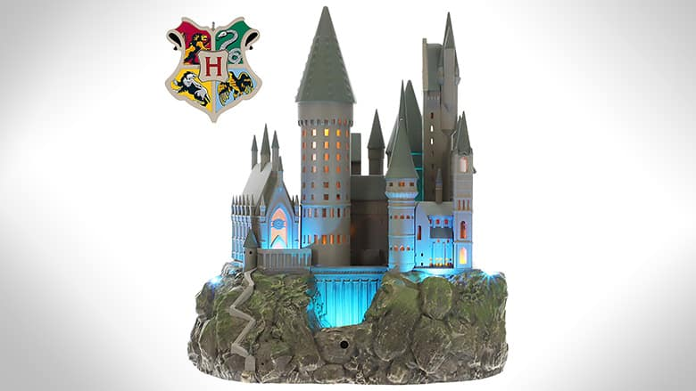 Hogwarts Christmas Tree Topper - Available Now!