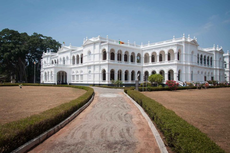 The Colombo National Museum - Sri Lanka Itinerary