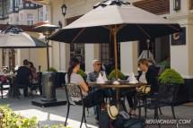 Nuwara Eliya Grand Hotel High Tea