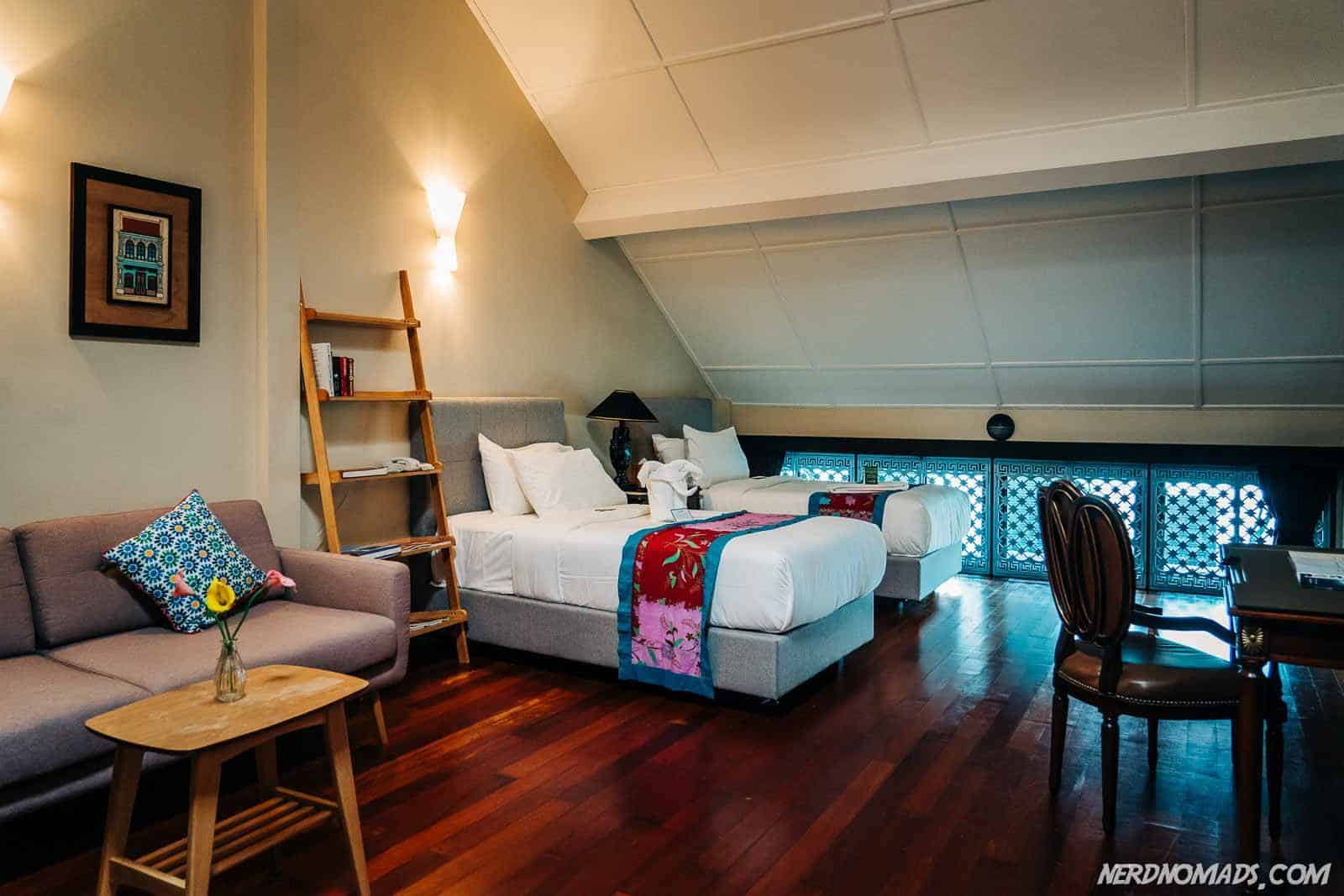 Where To Stay In Penang Malaysia Our Favorite Areas