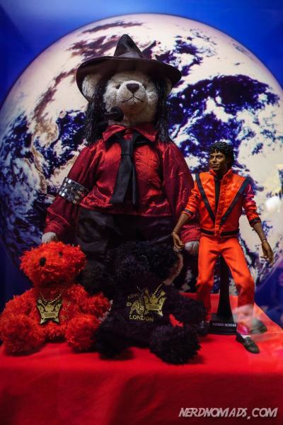 Michael Jackson teddy!!!