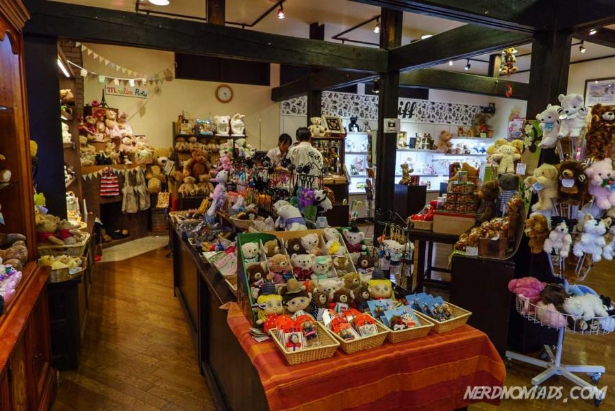 The Little Bear Shop