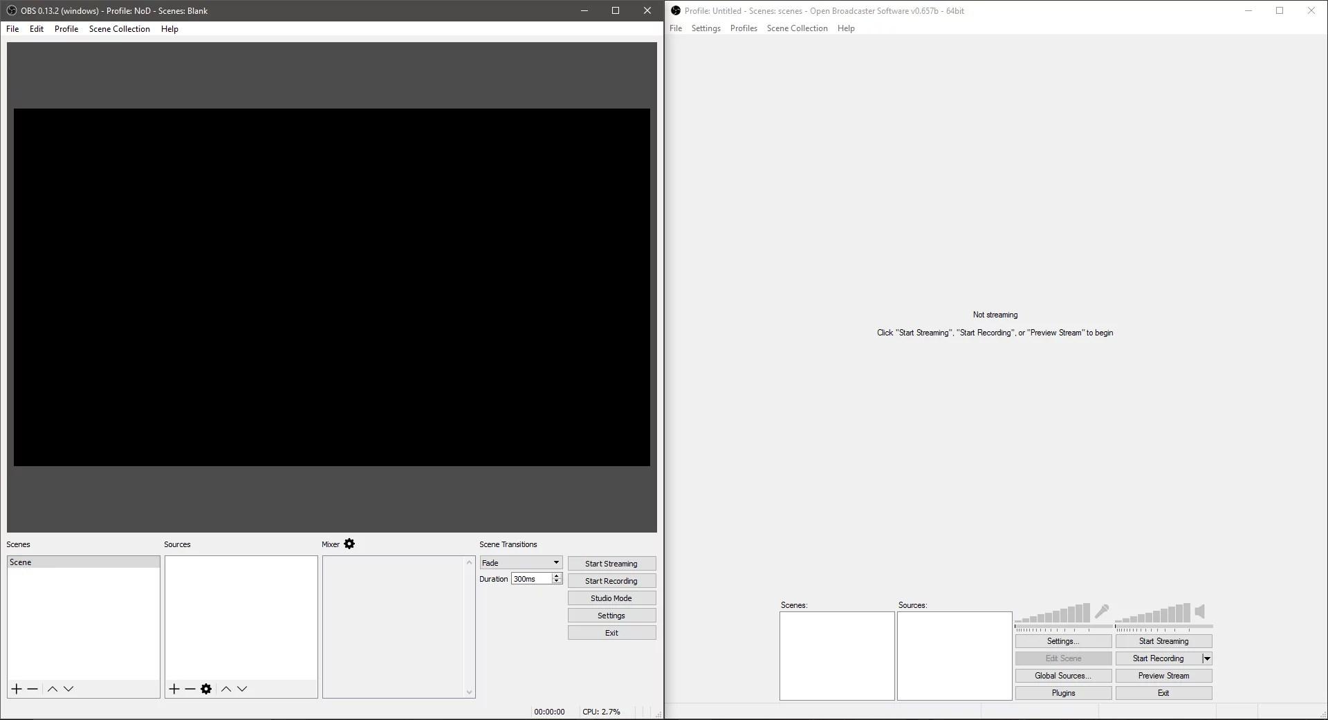 Obs Studio Vs Streamlabs - Ideas de diseño para el hogar