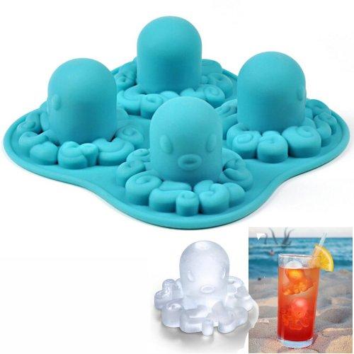 stampi ghiaccio polipo