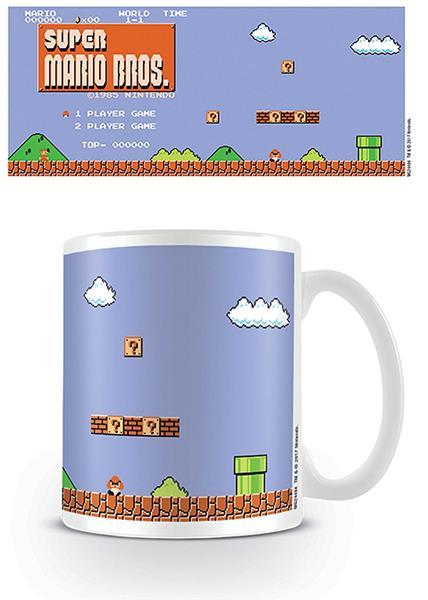 Gadget Super Mario Bros: la tazza