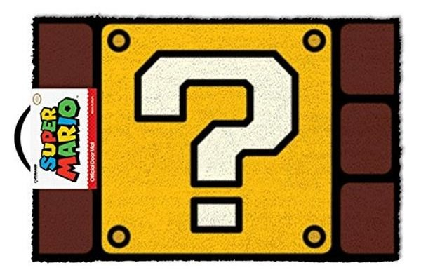 Gadget Super Mario Bros: lo zerbino