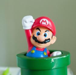 gadget Super Mario Bros