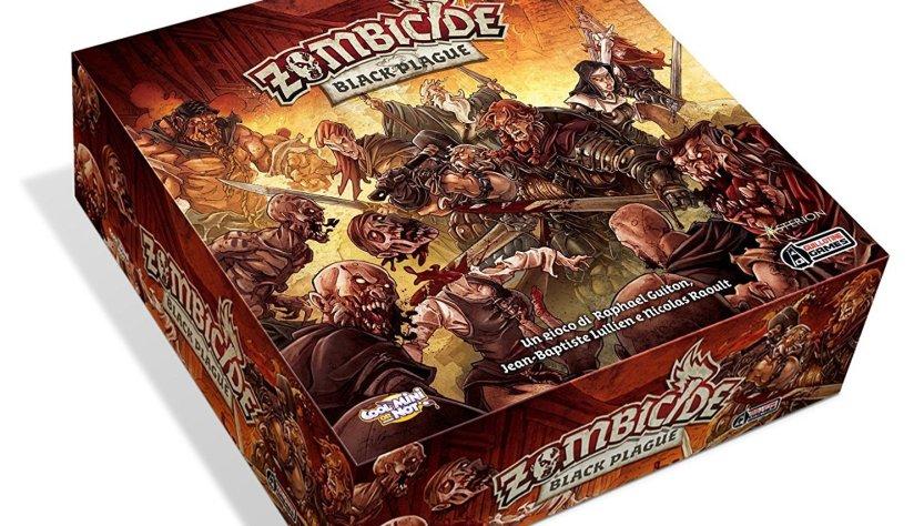 zombicide gioco horror da tavola
