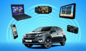 auto con wifi pericoli possibili
