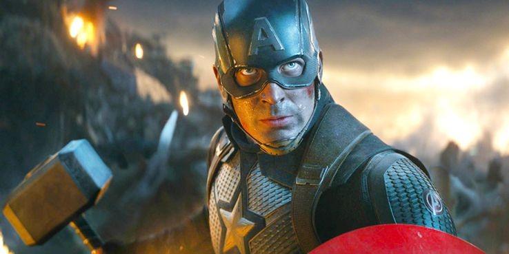 Captain America With Mjolnir Fortnite