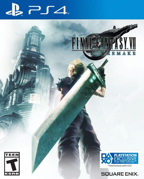 Final Fantasy VII Remake per PS4