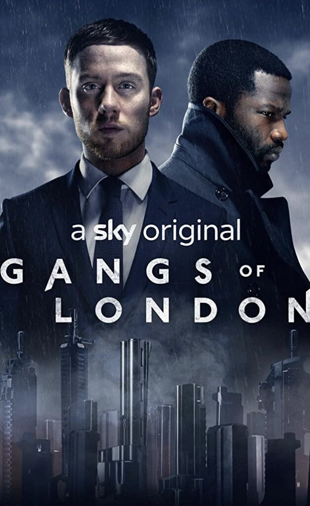 Gangs of London Sky Atlantic Joe Cole
