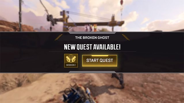 Apex Legends The Broken Ghost Stagione 5