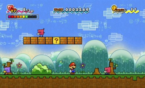 Super Paper Mario The Origami King Annuncio Nintendo Switch