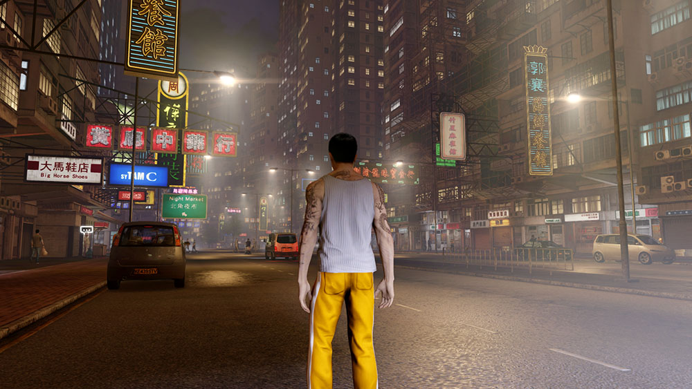 Sleeping Dogs desideri sequel next-gen