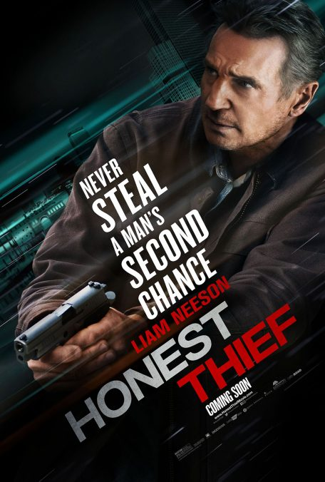 Honest Thief: Liam Neeson nel trailer del nuovo Action Thriller
