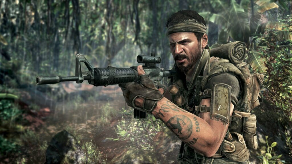 Call of Duty Black Ops Cold War Frank Woods