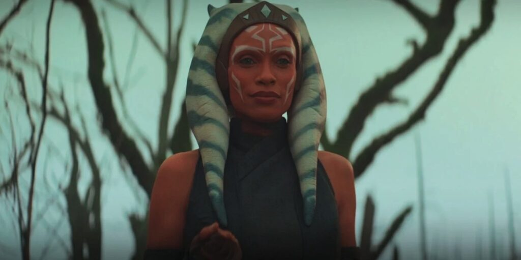 Ahsoka Tano - The Mandalorian 2