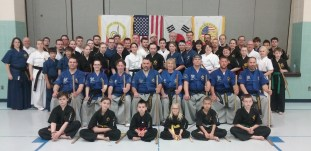 May 2016 Seminar Group