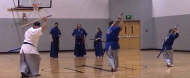 June Masters' Class