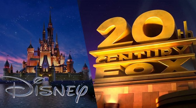 Oficial: Disney compra 21st Century Fox