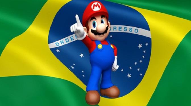 Nintendo Switch homologado pela Anatel
