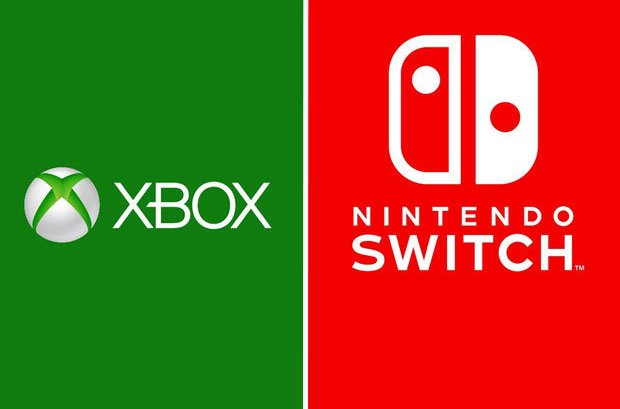 Xbox no Nintendo Switch