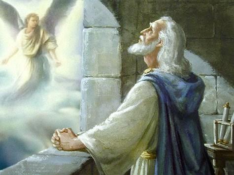 Daniel: Na cova dos leões (cap 9 - A oração)   NERD PROFETA