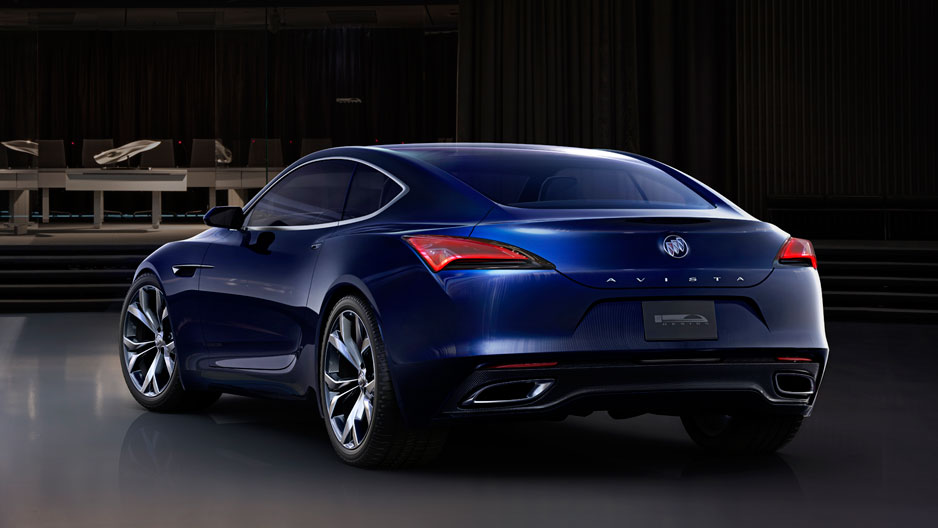 The Detroit Auto Showu0027s Hottest New Car Is A Buick U2013 Check Out These Pics  If You Donu0027t Believe It | Nerd Rage News®