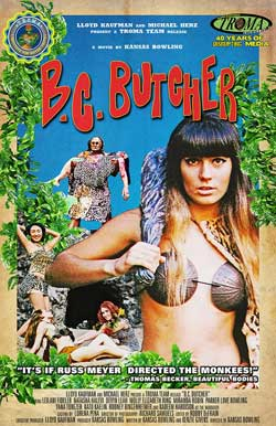 Film Review: B.C. Butcher (2016)